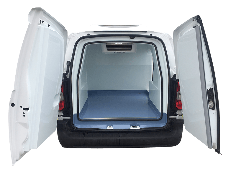 Toyota Proace city back